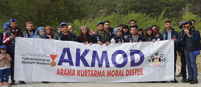 AKMOD'A KATILIMLAR DEVAM EDİYOR