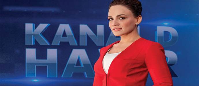 Buket Aydın, 7 Mayıs'ta Kanal D Ana Haber'de