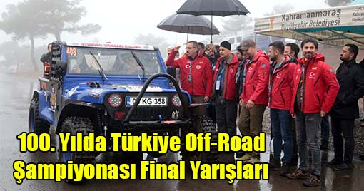 100. Yılda Türkiye Off-Road Şampiyonası Final Yarışları