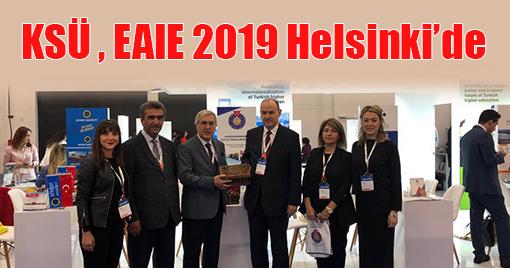 KSÜ, EAIE 2019 Helsinki'de
