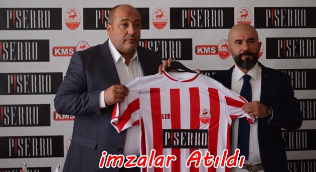 Kahramanmaraşspor'da sponsorluk anlaşması imzalandı