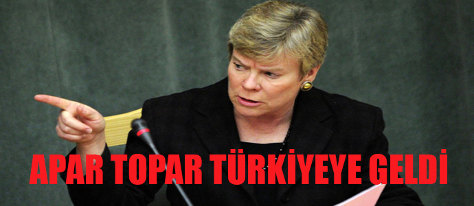 Afrin Operasyonuna Destek Veren NATO'dan Ankara'ya Kritik Ziyaret