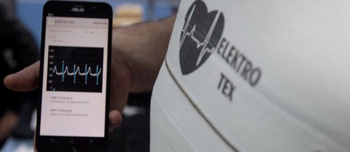 KSÜ'de Kalp Ritmini Görüntüleyen 'Akıllı Giysi' Geliştirildi