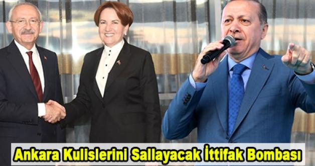 Ankara Kulislerini Sallayacak İttifak Bombası