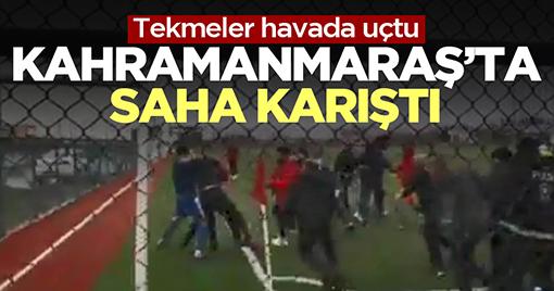 Teknik Direktör, Futbolcularla kavga etti