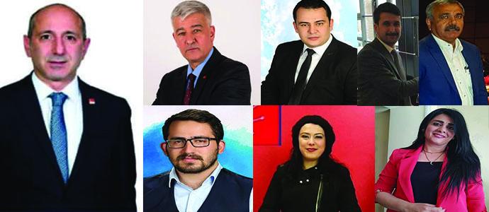 Chp Kahramanmaraş Milletvekili adaylarnı resmen açıklandı.