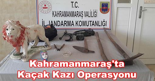 Kahramanmaraş'ta 9 Kişi Gözaltına Alındı