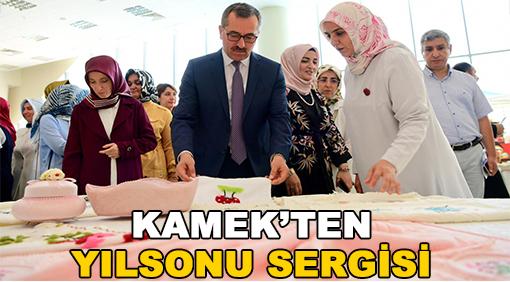 KAMEK'TEN YILSONU SERGİSİ