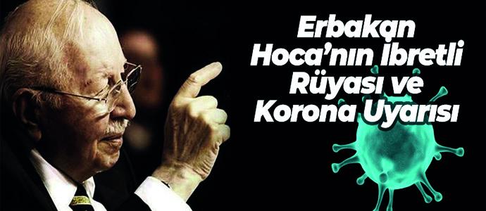 Rahmetli Erbakan Hoca Rüyasını nasıl anlatmış ibretlik.