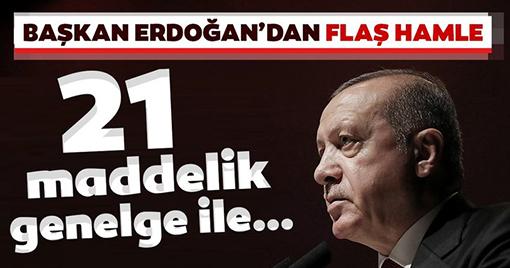 Erdoğan'ın İmzasıyla Kamuda Yeni Dönem Resmen Başladı!