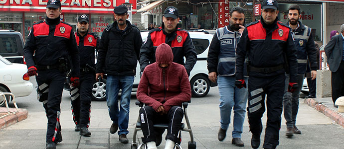 Kahramanmaraş'ta hırsızlık iddiası