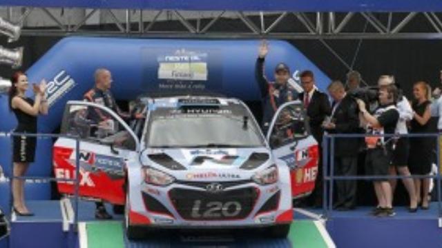 Hyundai Motorsports Vites Büyütüyor