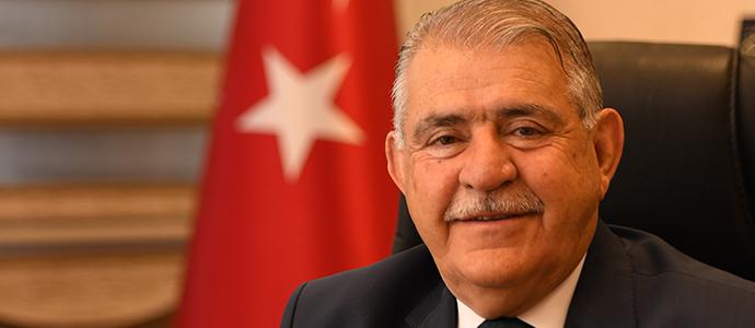 """Başkan Hanefi Mahçiçek, """"Mevlid Kandilimiz Mübarek Olsun"""""""