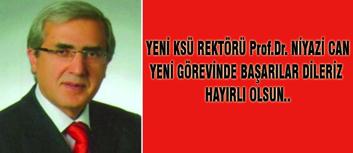 YENİREKTÖR, Prof.Dr. NİYAZİ CAN, KİMDİR?
