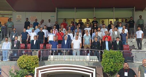 Kahramanmaraşspor'dan 1-0 galibiyet