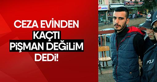 Kahramanmaraş'ta Cezaevi Firarisi Yakalandı!