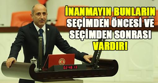 ÖZTUNÇ KONUŞTU, AKP SIRALARI TUTUŞTU!!!